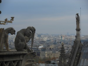 Notre Dame view 2