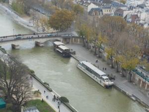 Notre Dame view Seine 1