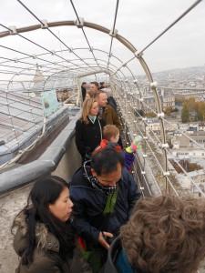 Notre Dame visitors