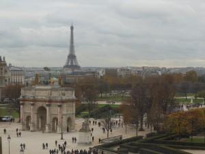 Louvre - Tour Eiffel