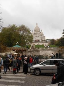 Montmartre - Sacre Coeur 1