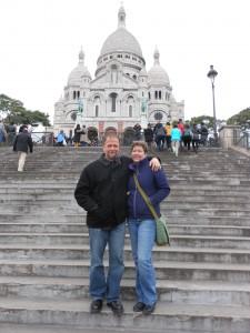 Montmartre - Sacre Coeur - us