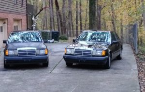 1991 300D and 1993 300D
