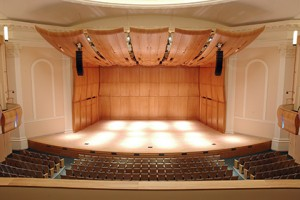 Duke Baldwin auditorium
