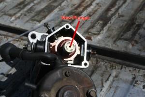 truck starter - new solenoid plunger